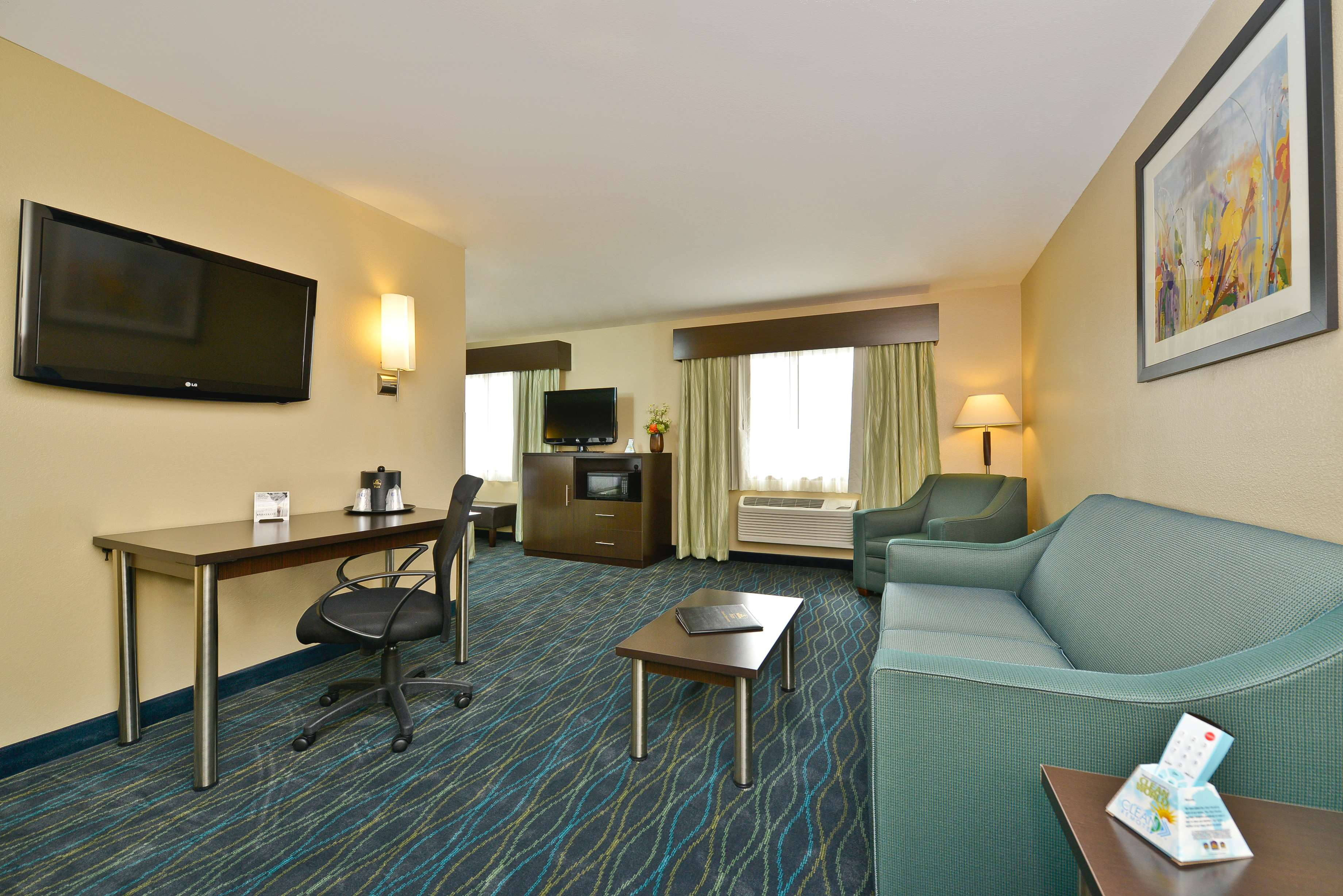 Best Western Plus University Inn image 19