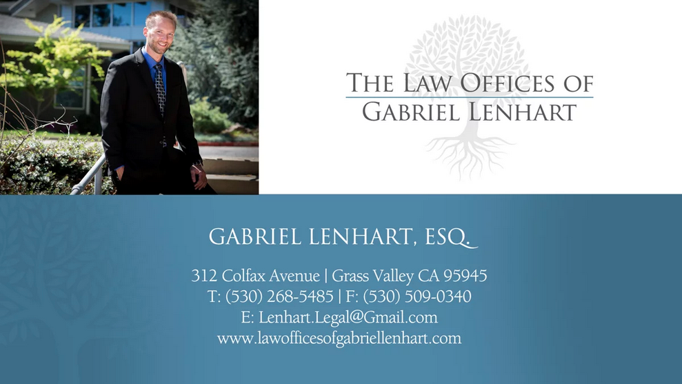The Law Offices Of Gabriel Lenhart