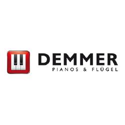 Logo von DEMMER - Pianos & Flügel