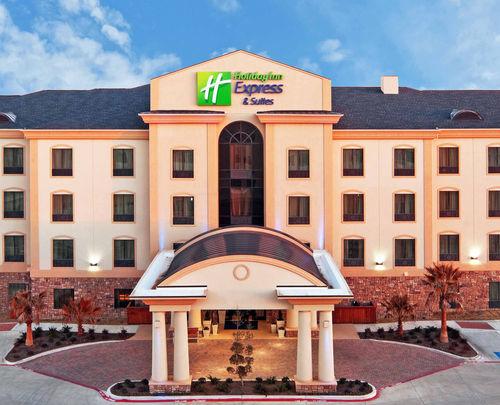 Holiday Inn Express Amp Suites Denton Unt Twu At 4485 North