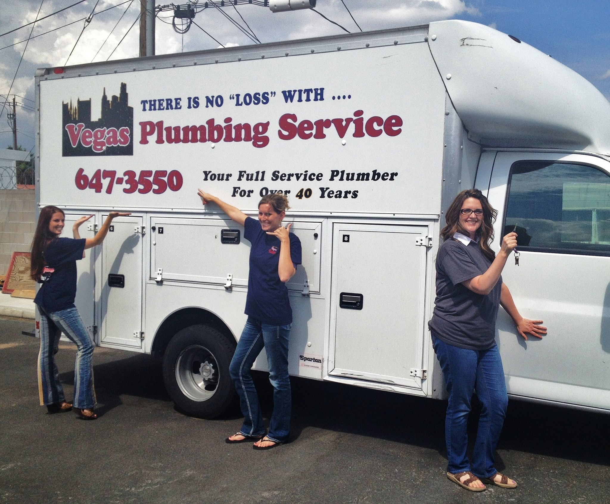 Vegas Plumbing Service 1045 American Pacific Drive