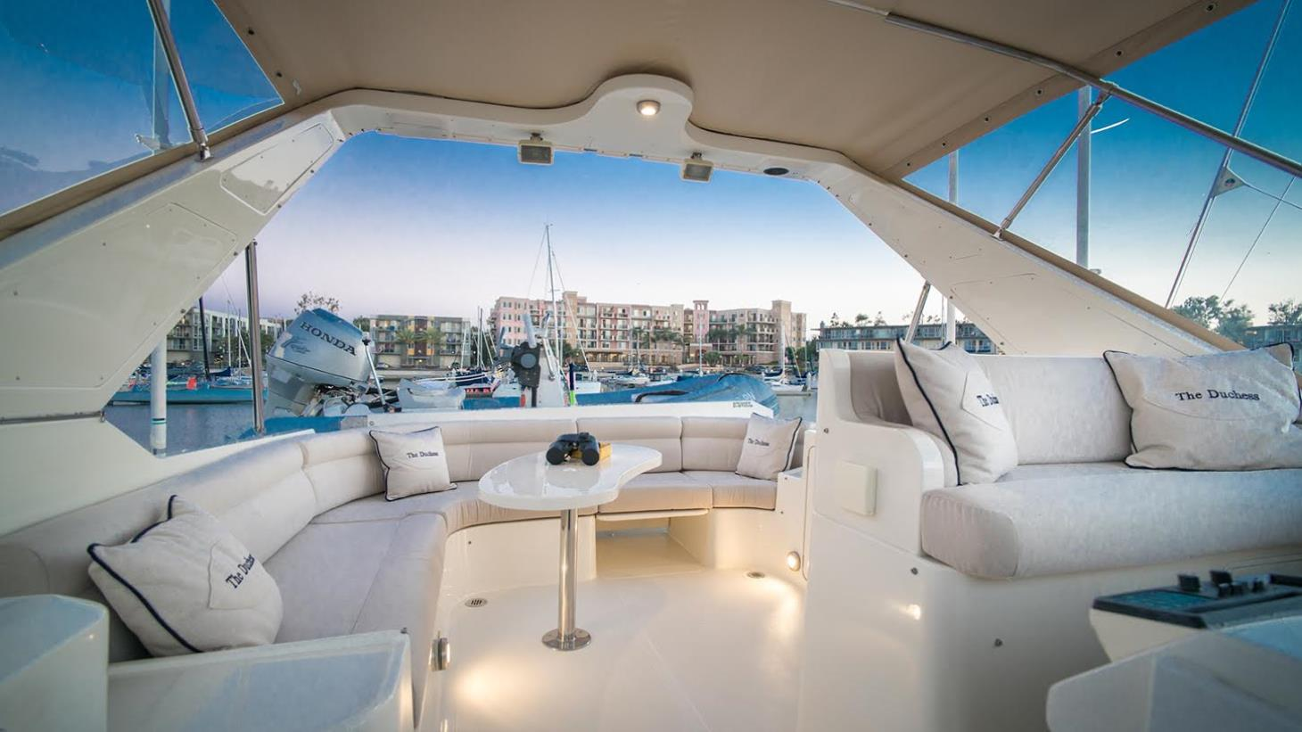The Duchess Yacht Charter Service image 4