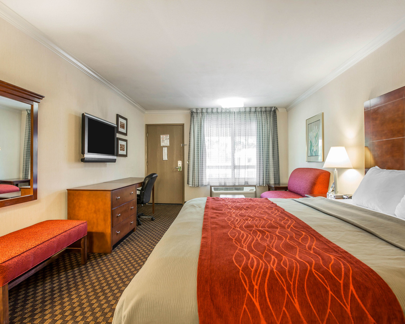 Comfort Inn Near Pasadena Civic Auditorium Coupons