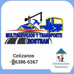 Multiservicios y Transporte Rostran