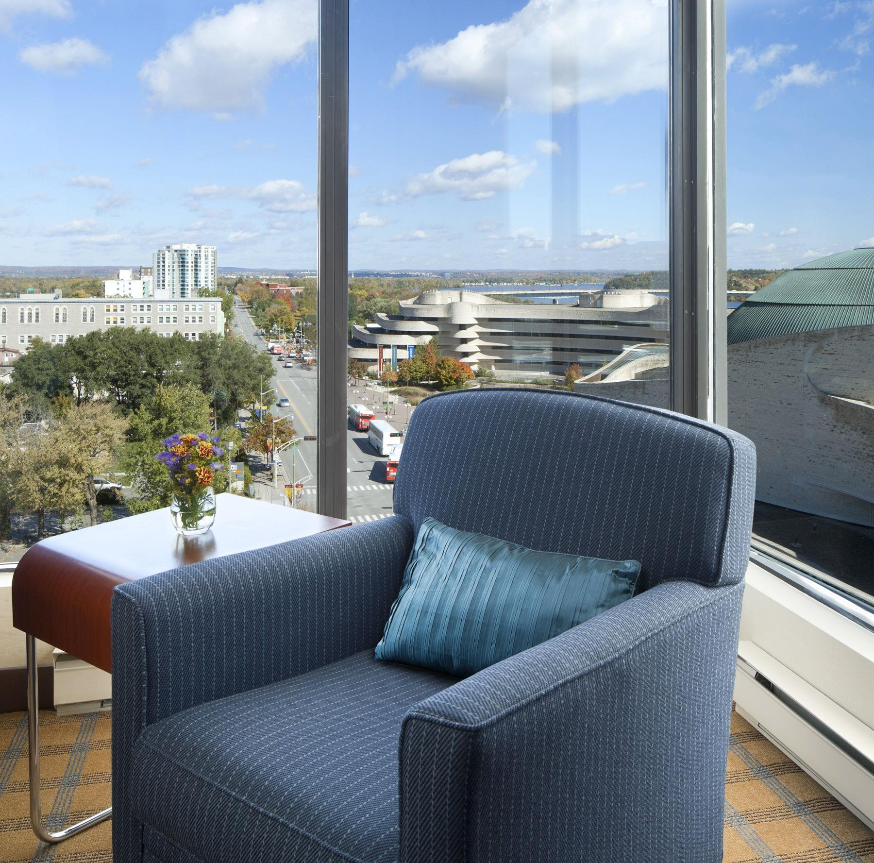 Four Points by Sheraton Hotel & Conference Centre Gatineau-Ottawa à Gatineau: Corner King Executive