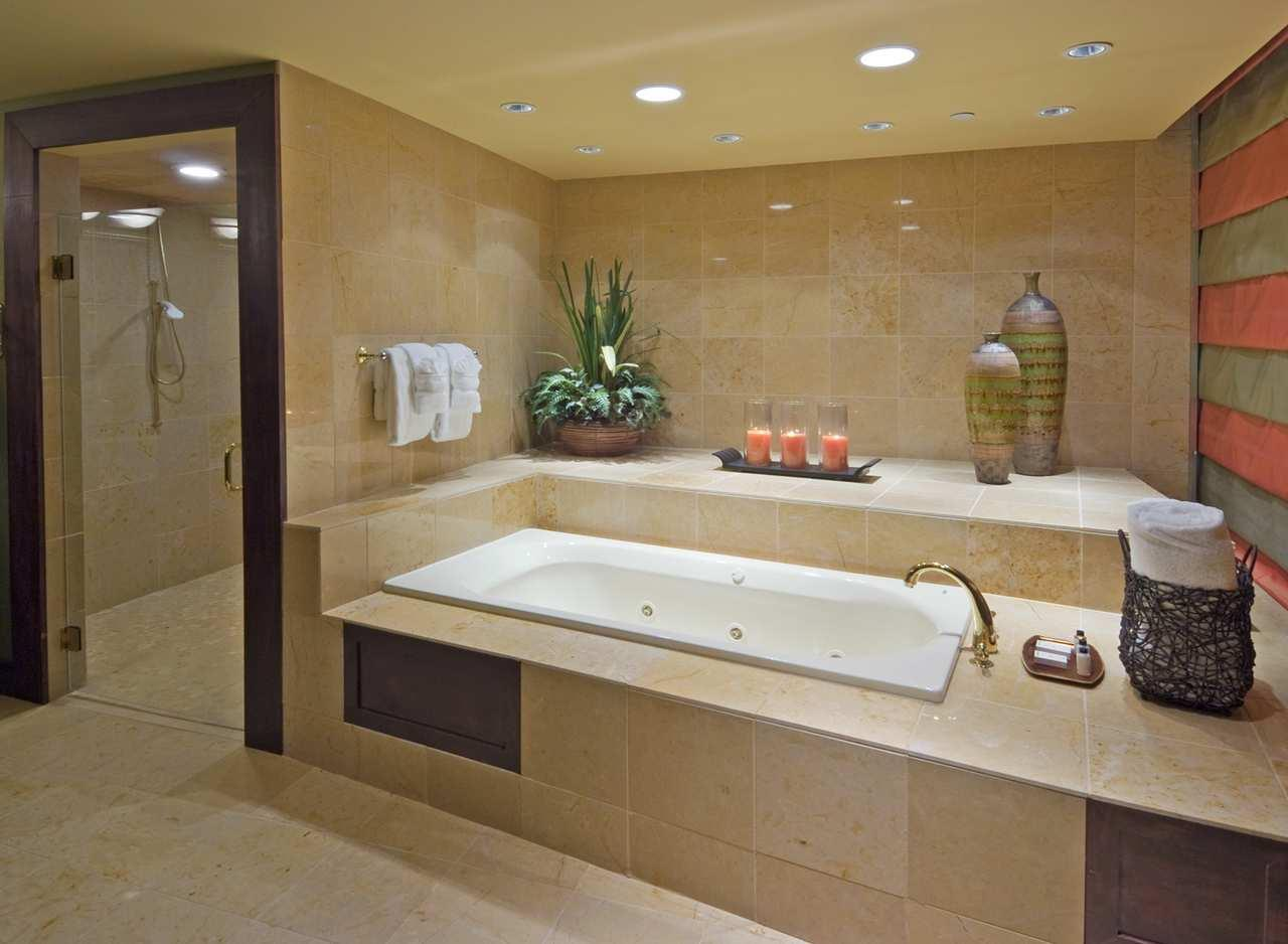 Mayor's Suite Bath