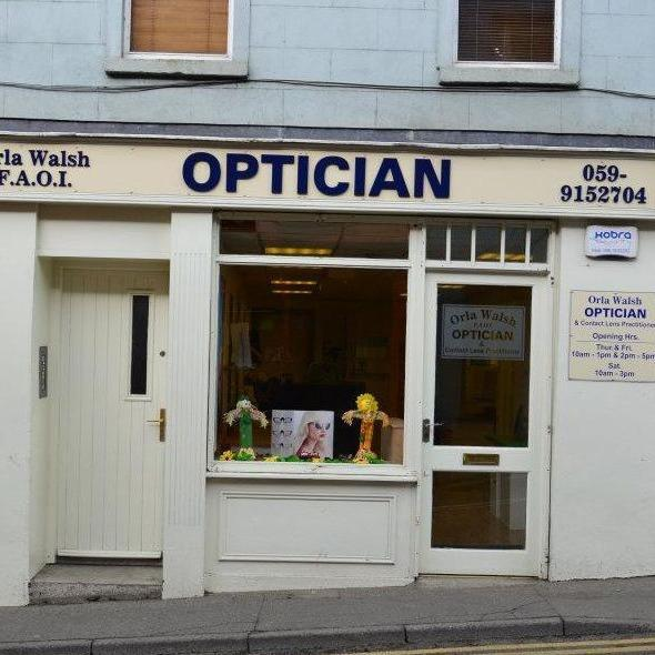 Orla Walsh Opticians