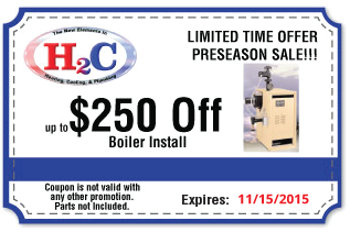 H2C Heating, Cooling and Plumbing image 3