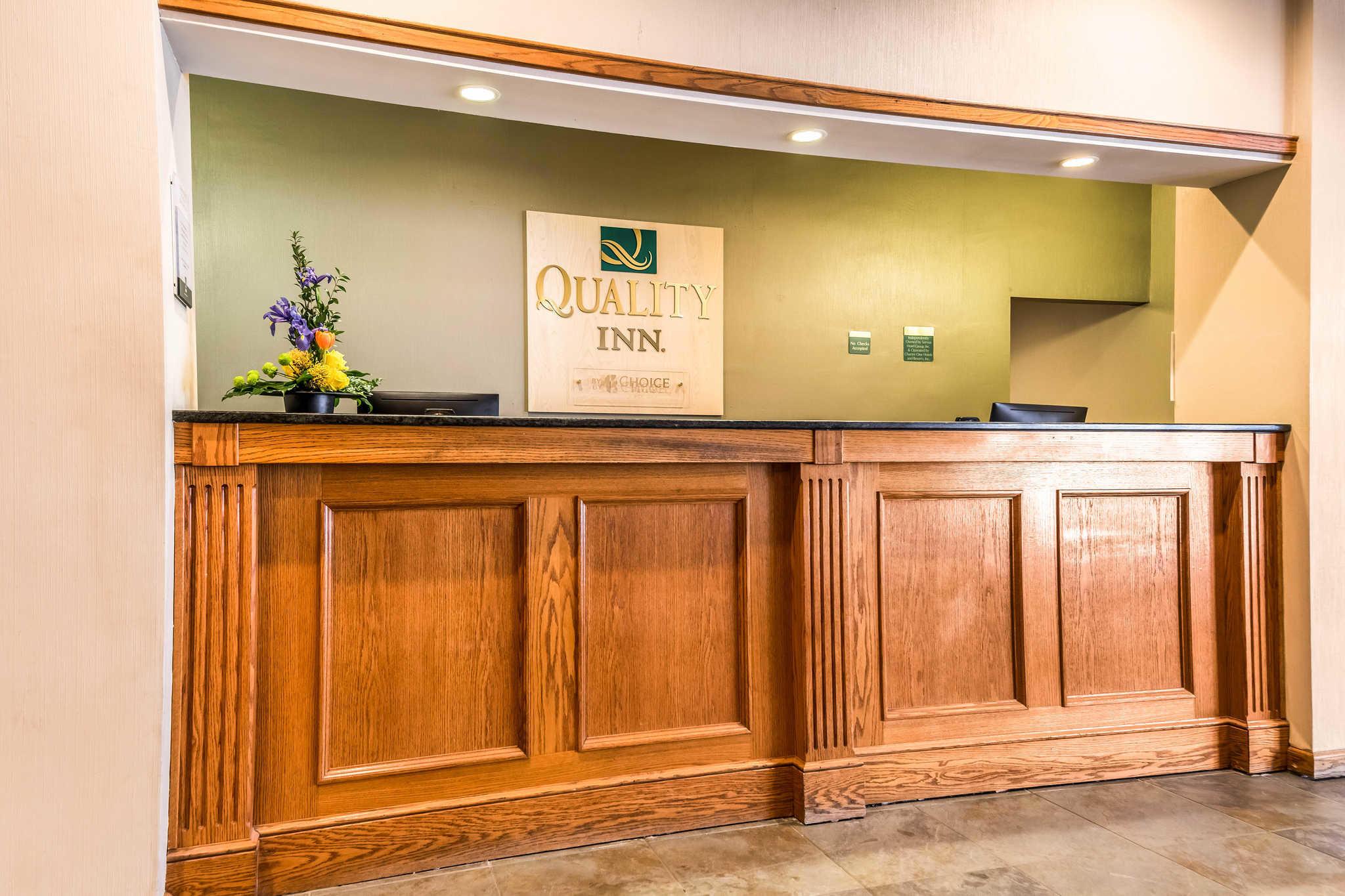 Quality Inn near Finger Lakes and Seneca Falls image 2