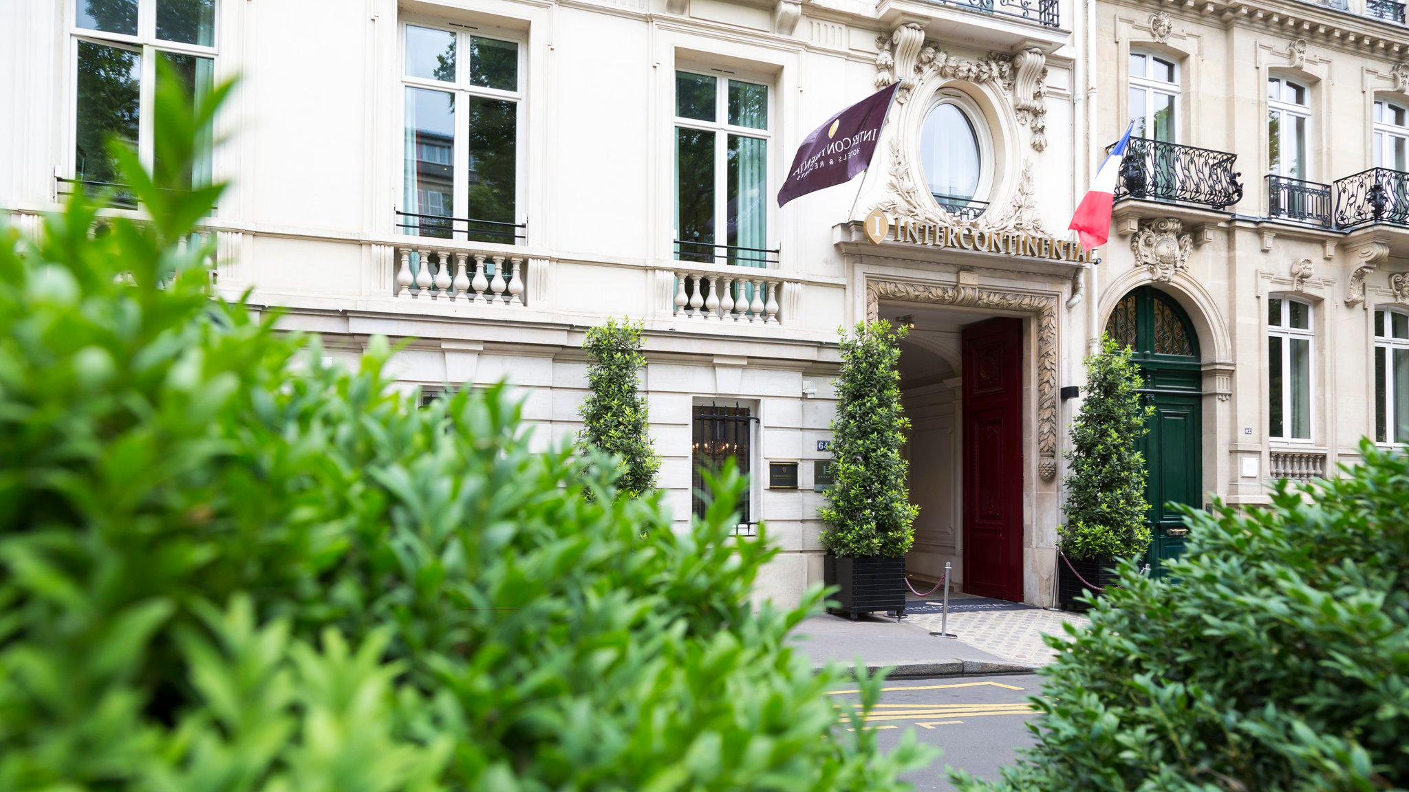 InterContinental Paris - Champs-Elysées Etoile, an IHG Hotel