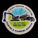 B Sales Trucking, Excavation, Pumping & Plumbing Services
