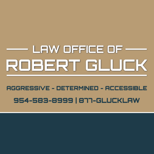The Plantation FL Personal Injury Law Offices of Robert E. Gluck image 8