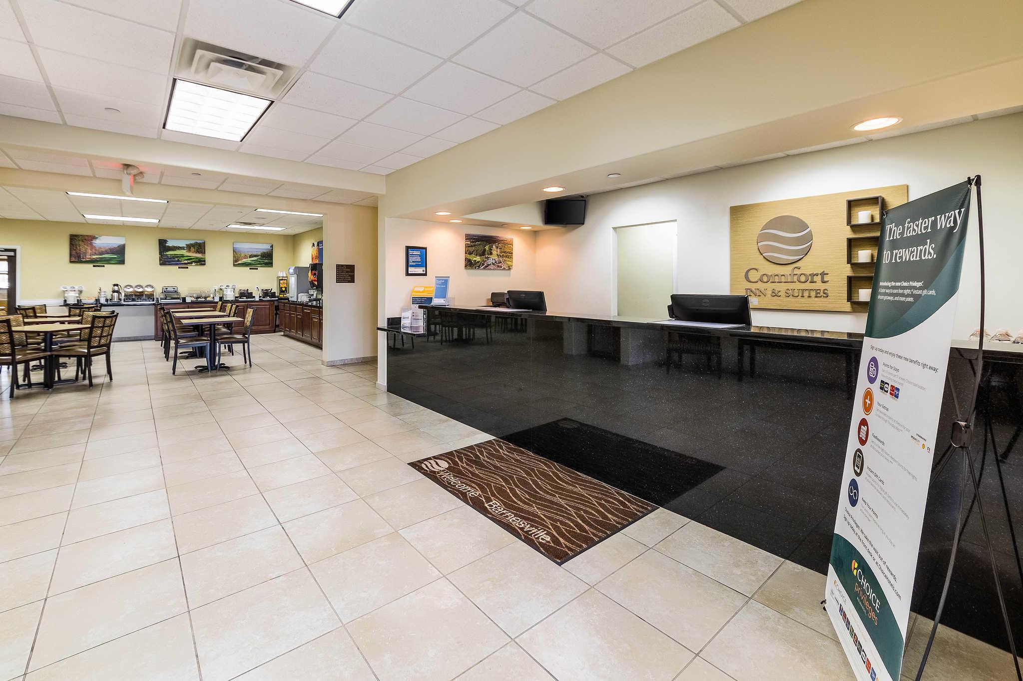 Comfort Inn & Suites Barnesville - Frackville image 6
