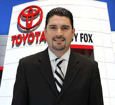 Fox toyota of el paso new car dealers in el paso texas for Gutierrez motors el paso texas