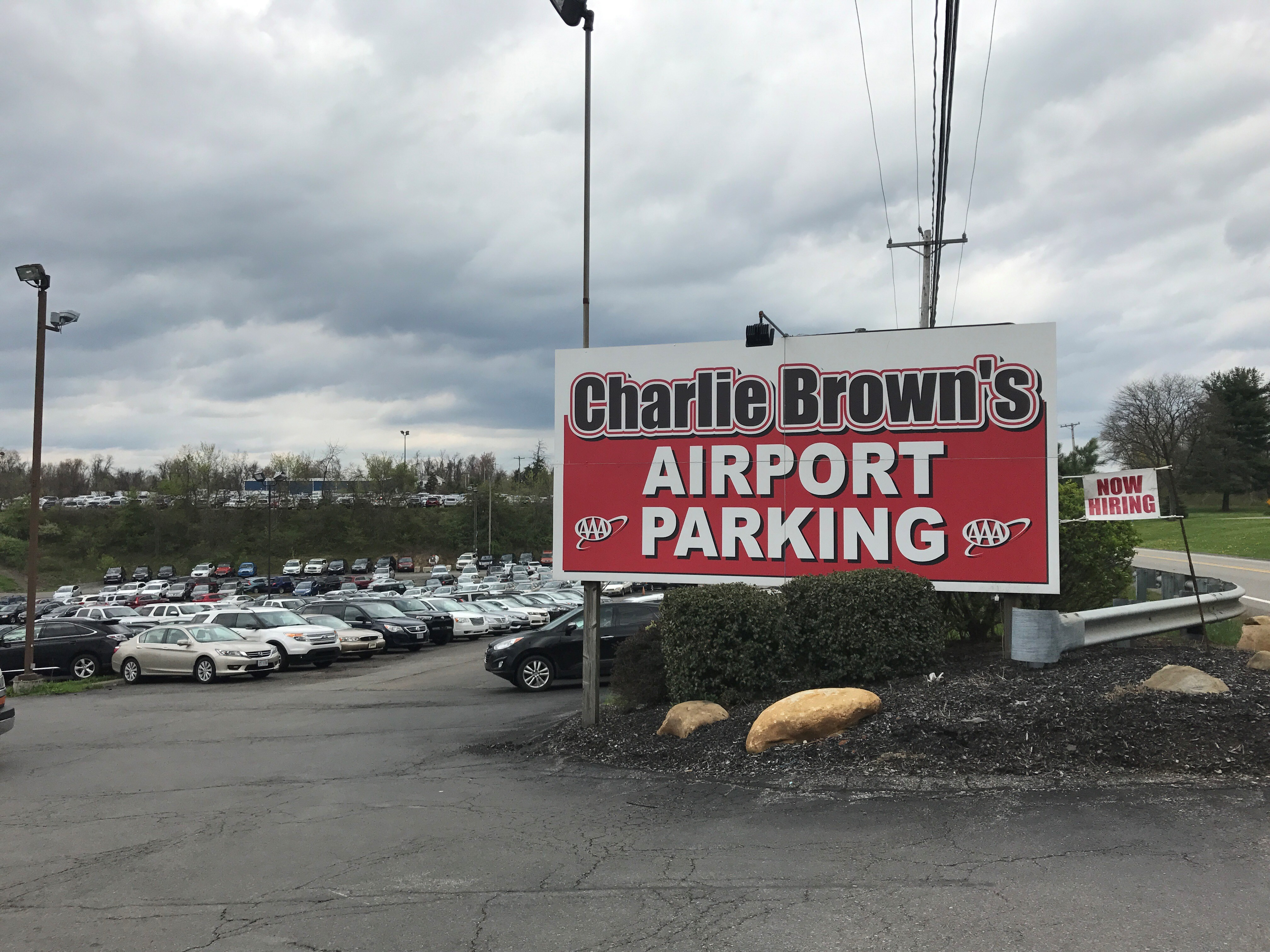 Charlie Brown's Airport Parking image 0