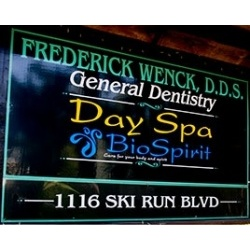 Frederick Wenck, D.D.S. - South Lake Tahoe, CA - Dentists & Dental Services
