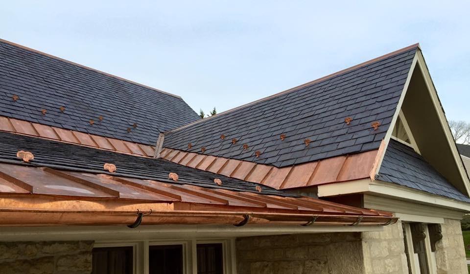 Joey Wildasin Slate Roofing image 21