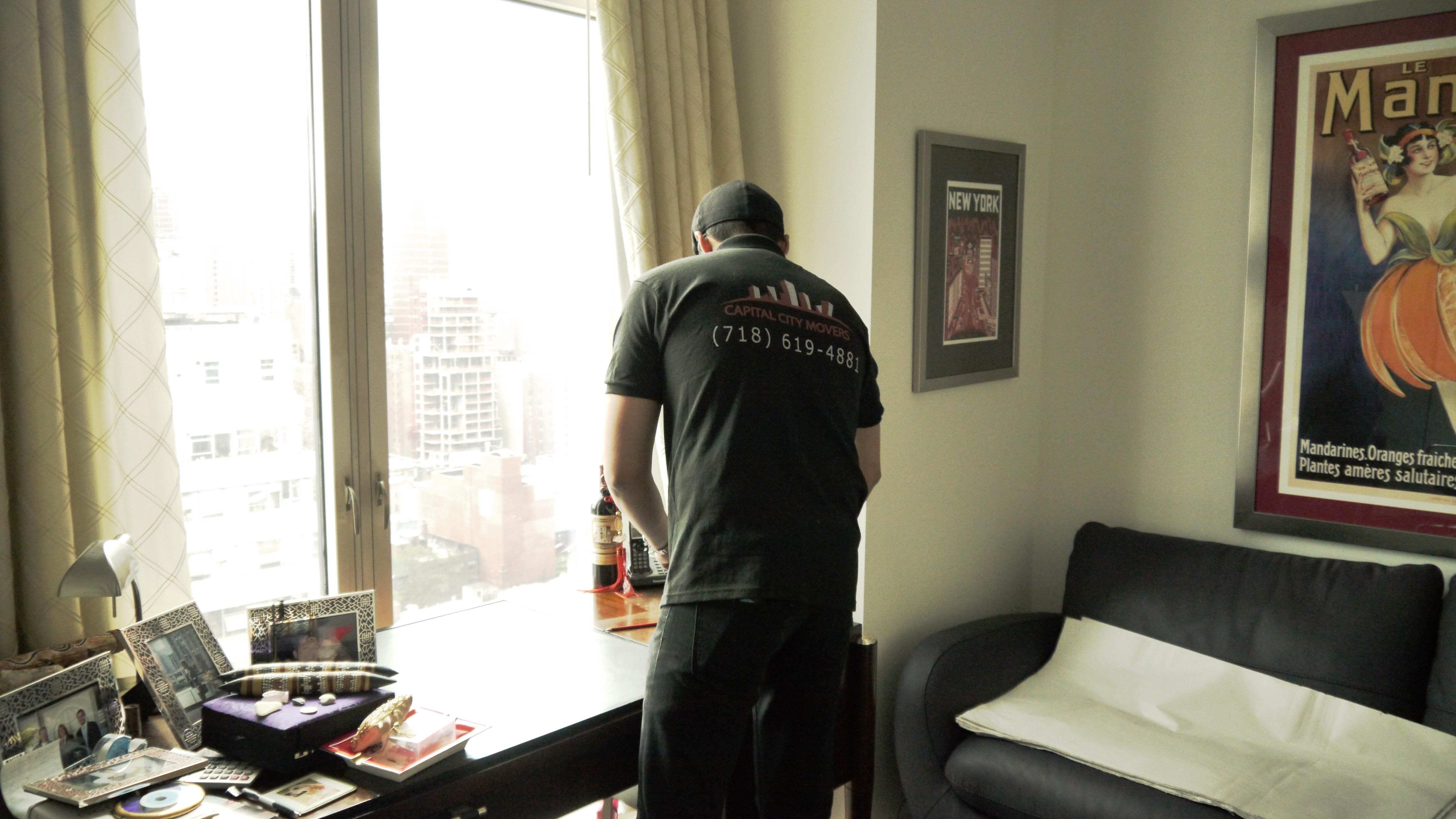 Capital City Movers NYC