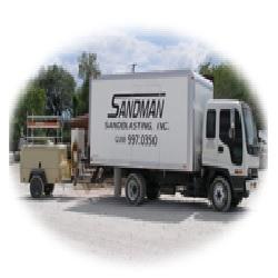 Sandman Sandblasting Inc. image 0