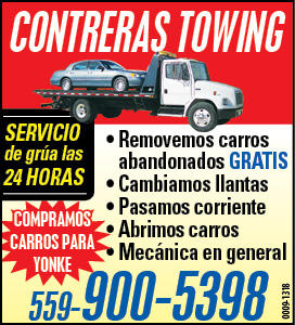 Contreras Towing image 1