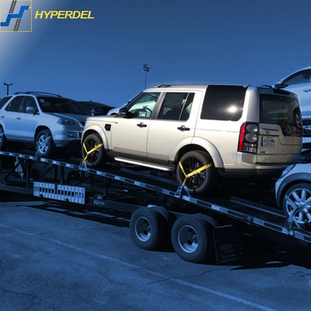 Luxury car shipping service. We have transported many luxury and sports vehicles for our top clients. HYPERDEL and its partners are fully licensed, bonded and insured, the most importantly, experienced.