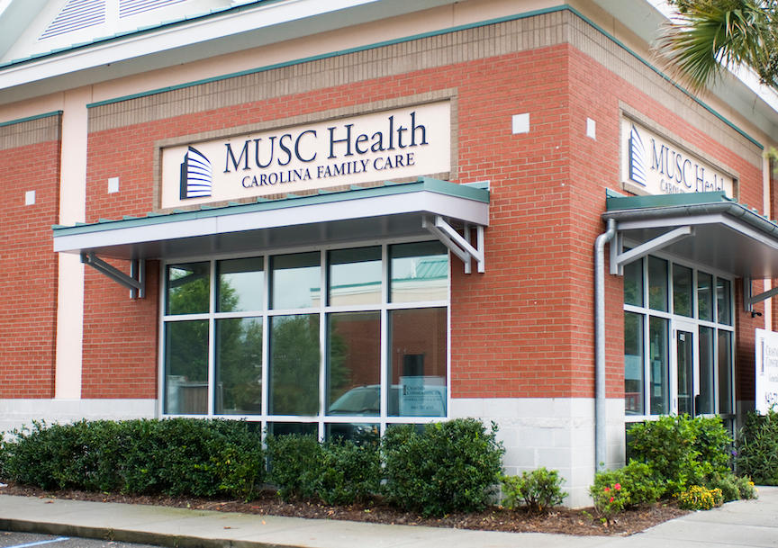 MUSC Health Primary Care - Park West image 0