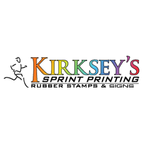 Kirksey's Sprint Printing Rubber Stamps & Signs