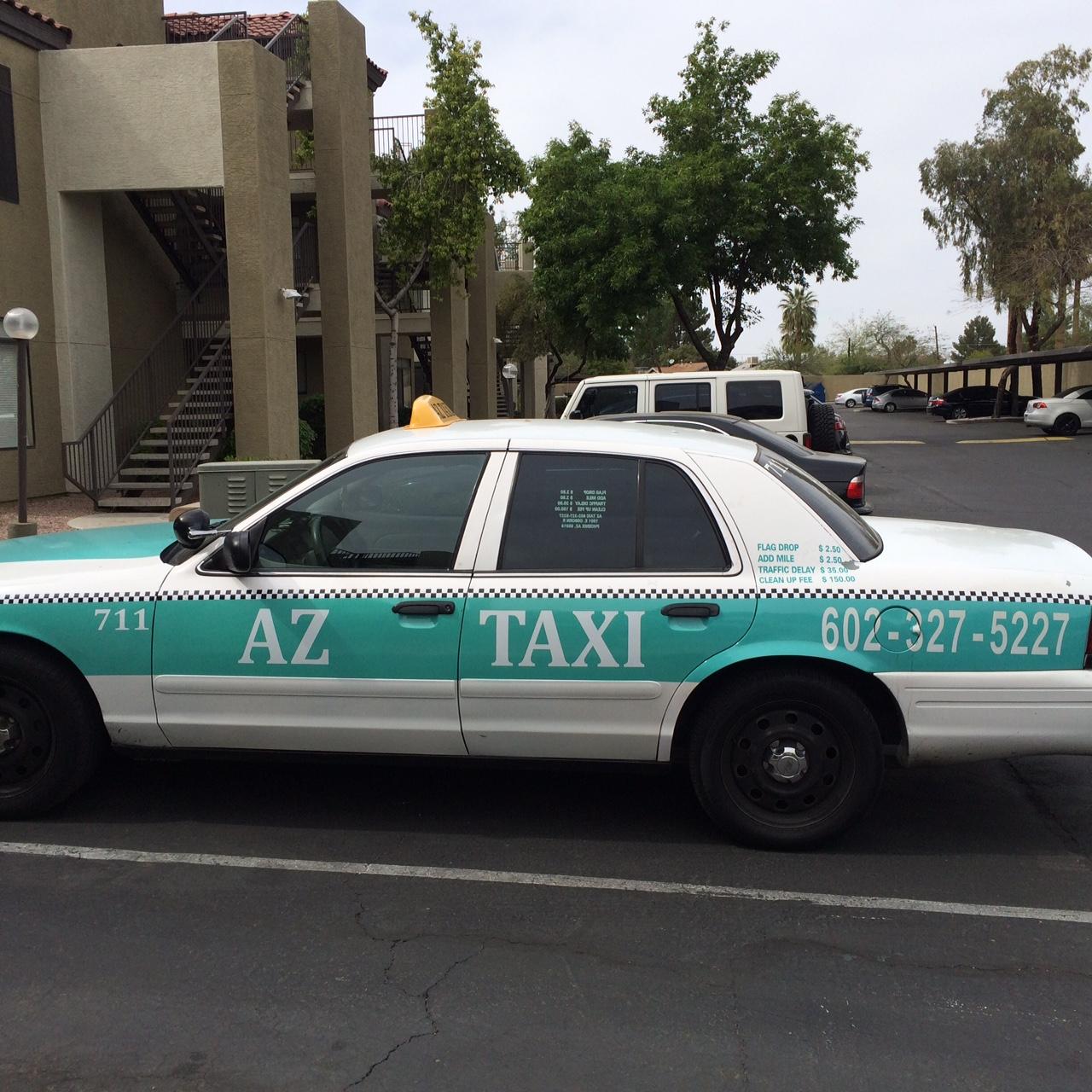 AZ Taxi image 1