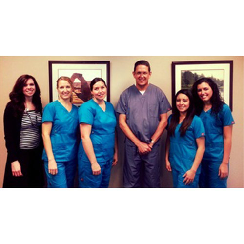 Michael A. Blamires, DDS; Daines Dental - ad image