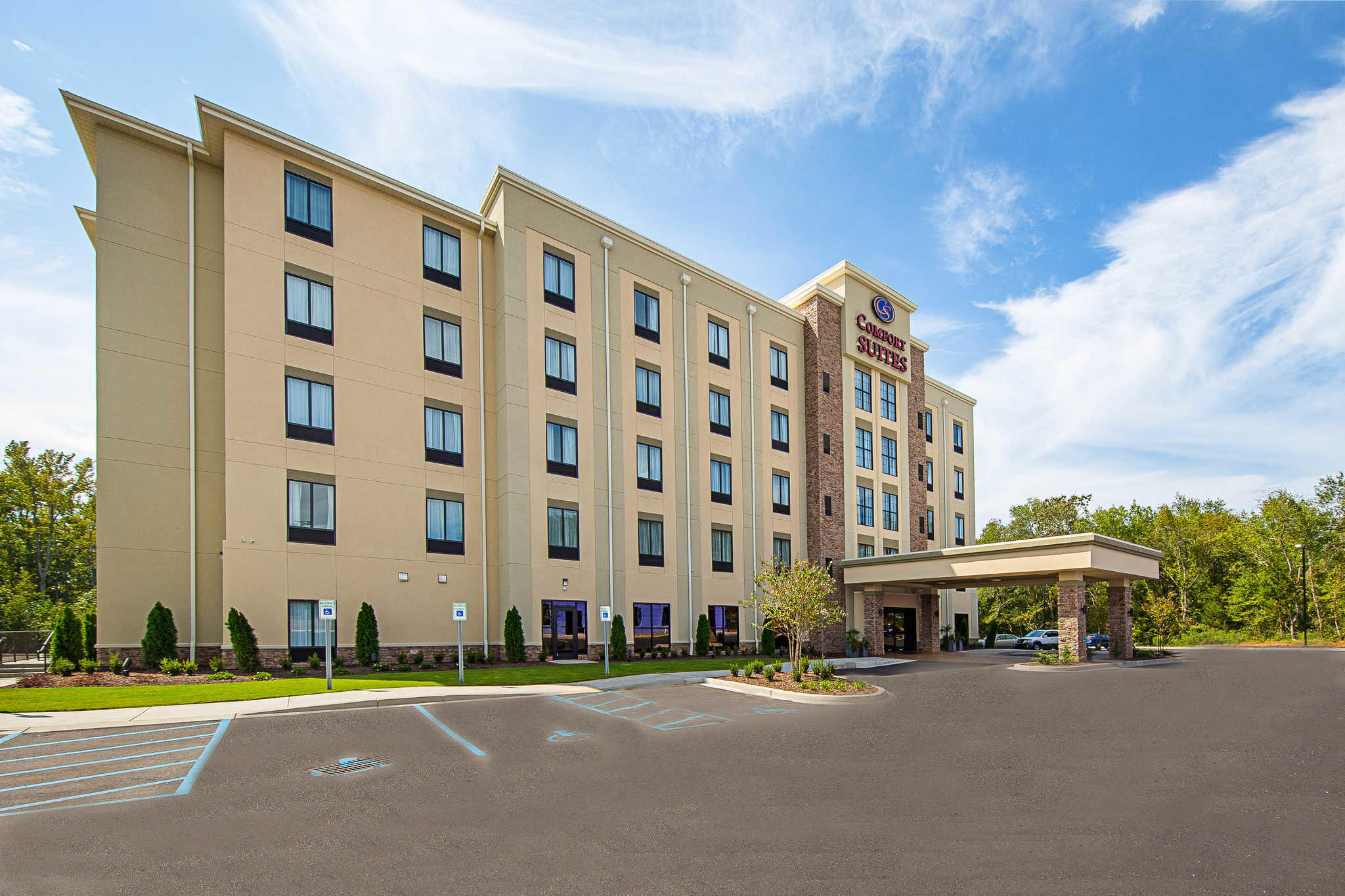 Comfort Suites Greenville South image 0