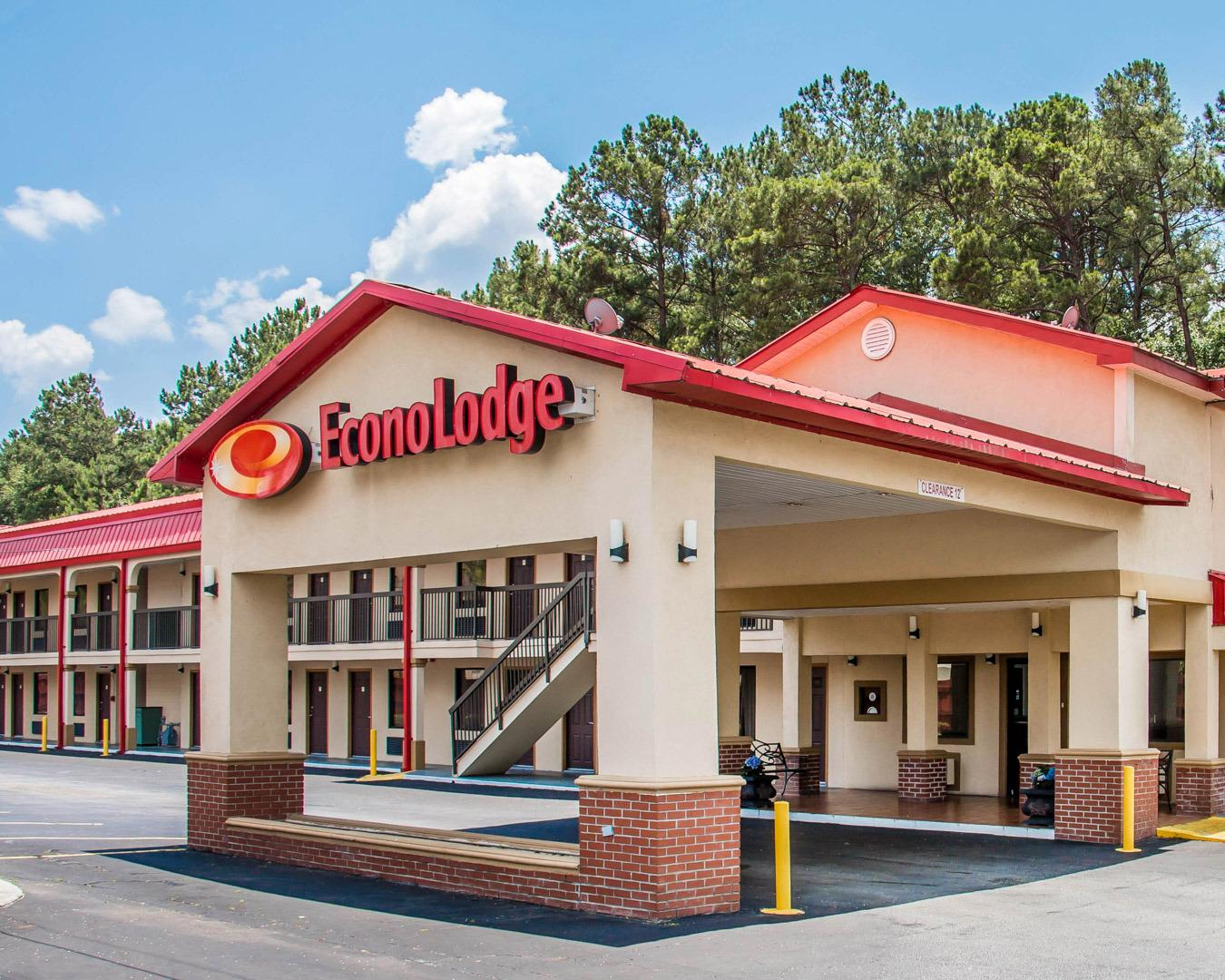 Econo Lodge In Richmond Hill  Ga