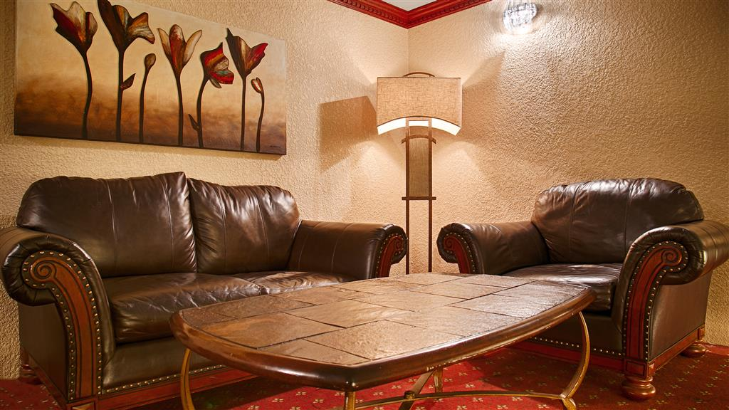Best Western Plus Hotel Universel Drummondville à Drummondville: Lobby