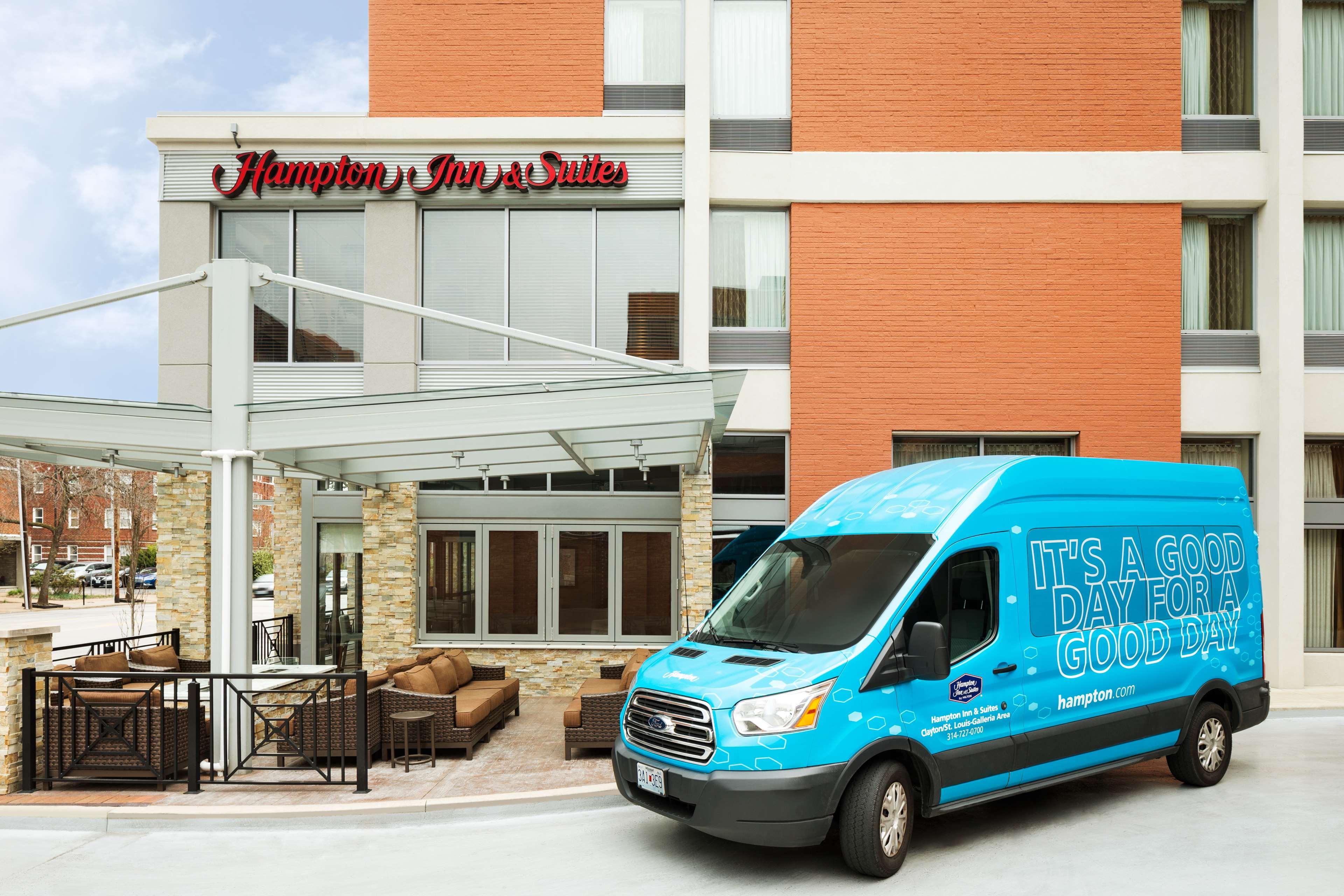 Hampton Inn and Suites Clayton/St Louis-Galleria Area image 29