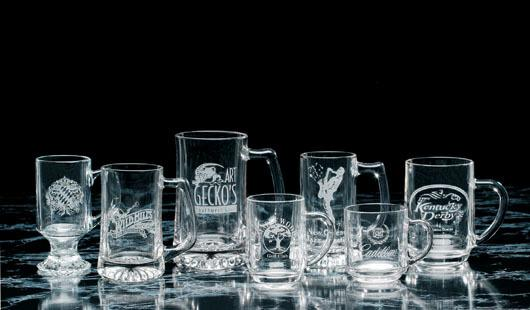 Southroad Glass Etching image 0