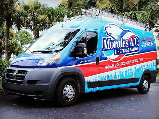 This Creative Fort Myers Signs, Printing, Wraps, & Banners
