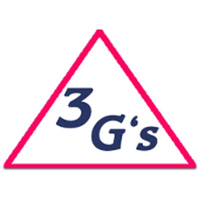 3-G's