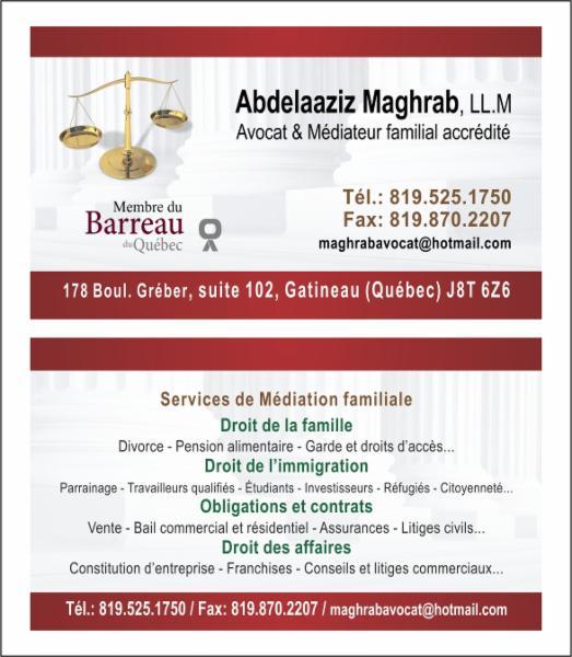 Abdelaaziz Maghrab Avocat