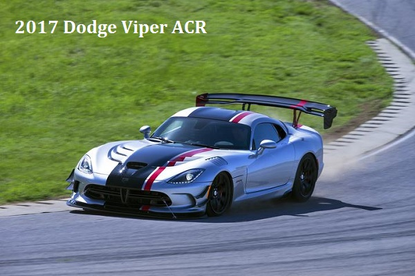 2017 Dodge Viper ACR For Sale in Appleton, WI