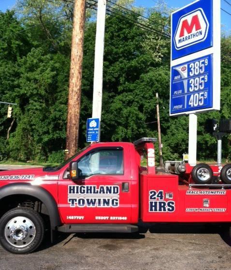 Irace Automotive Highland Towing