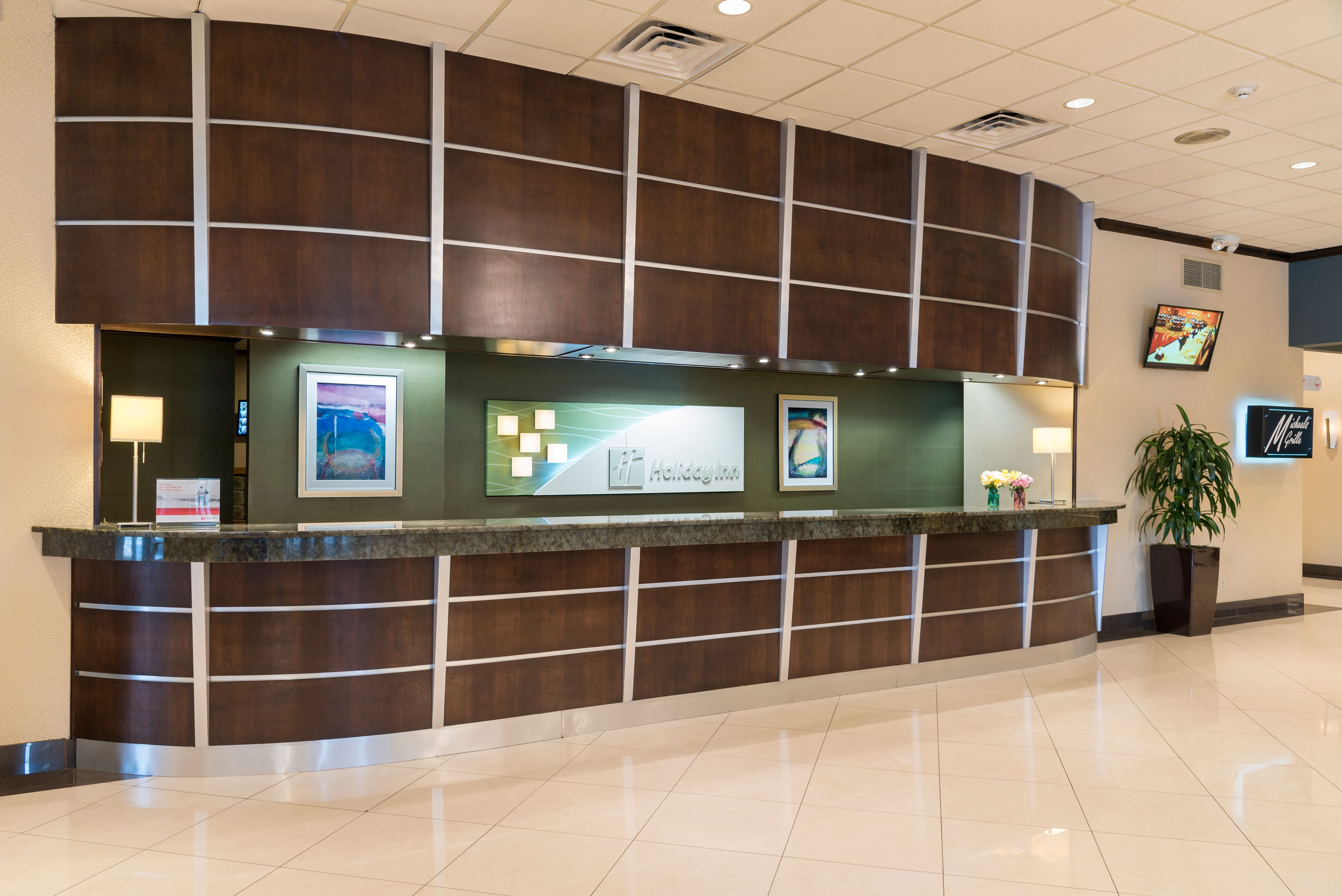 Holiday Inn Cleveland S Independence At 6001 Rockside Rd