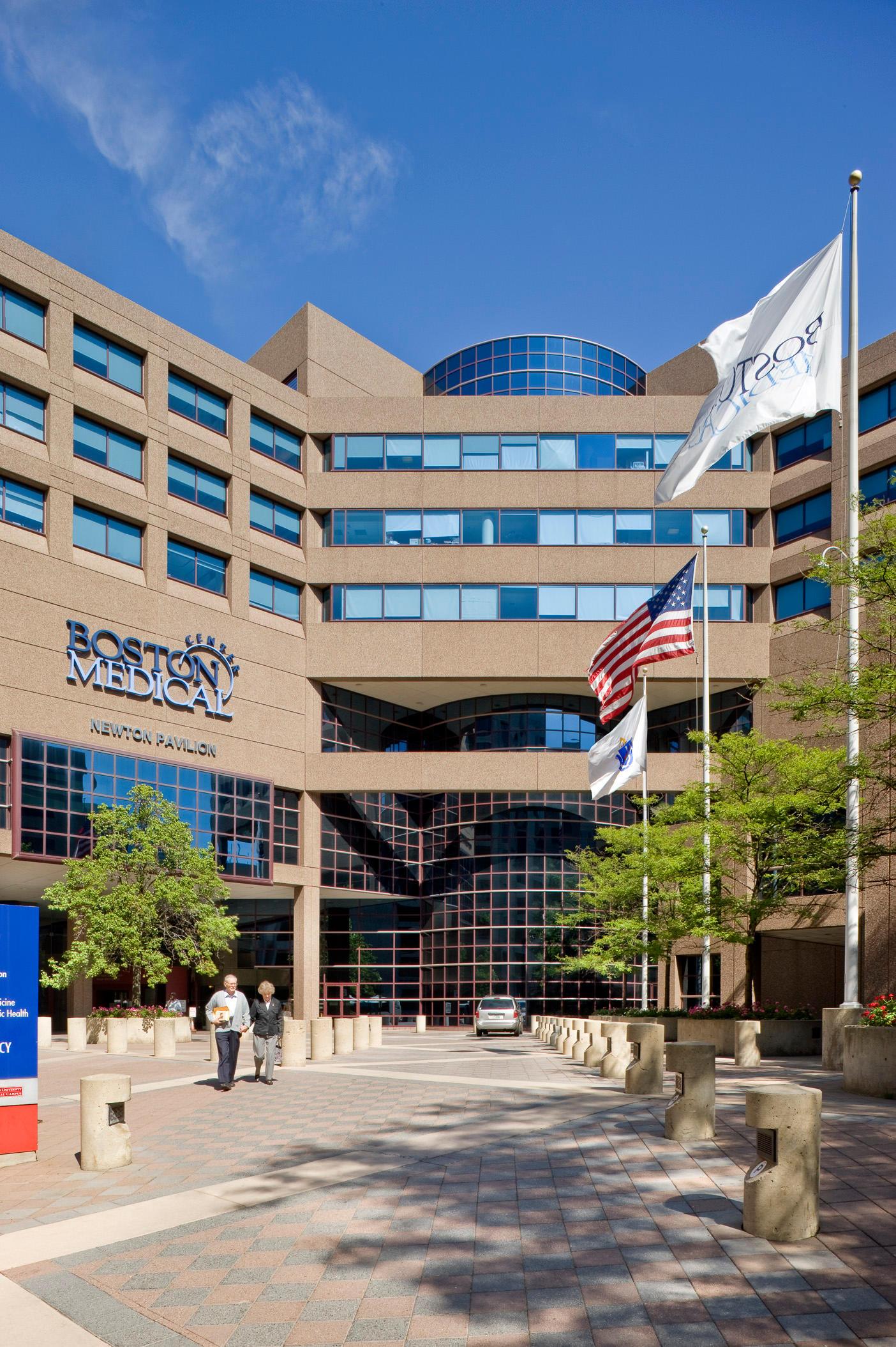 Newton Pavilion at Boston Medical Center