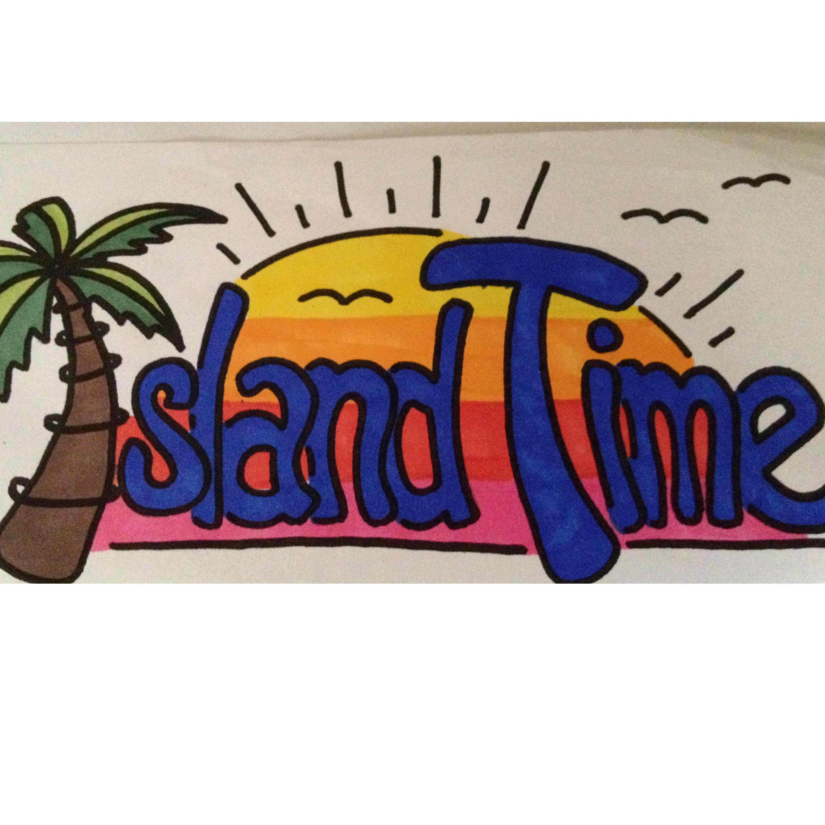 Island Time kids