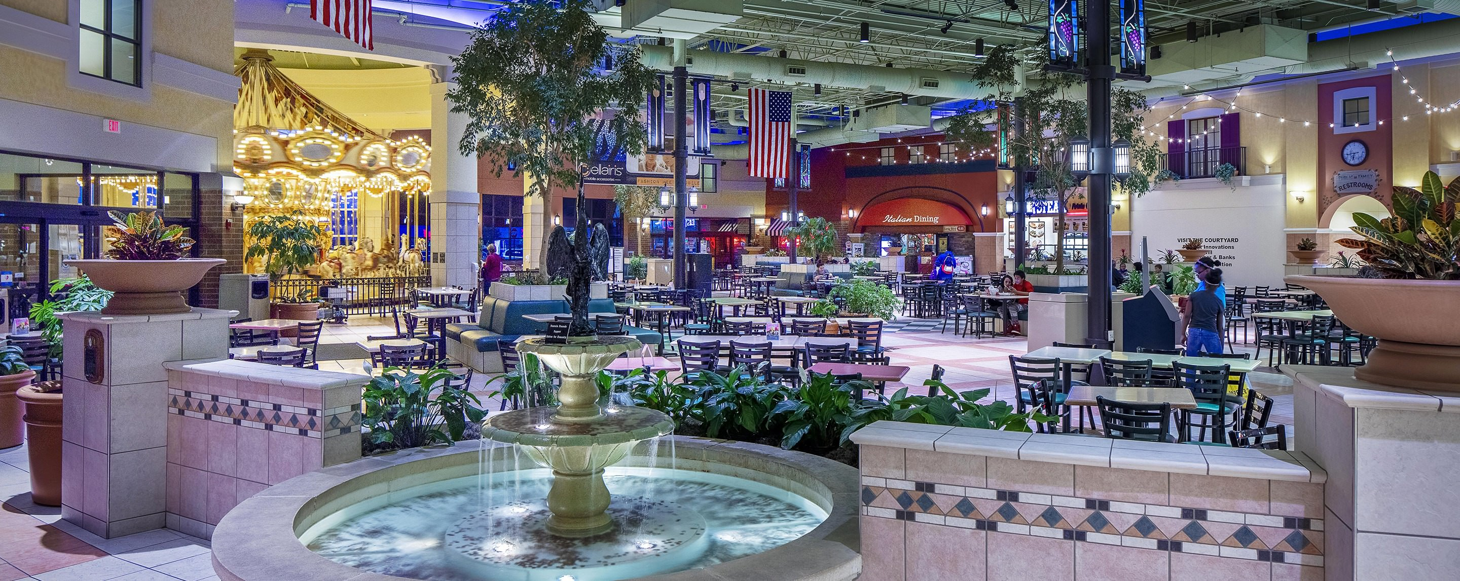 Find the best Shopping malls, around Urbana,IL and get detailed driving directions with road conditions, live traffic updates, and reviews of local business along the way.