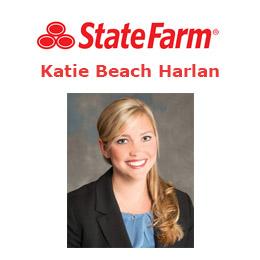 Katie Beach Harlan - State Farm Insurance Agent image 1