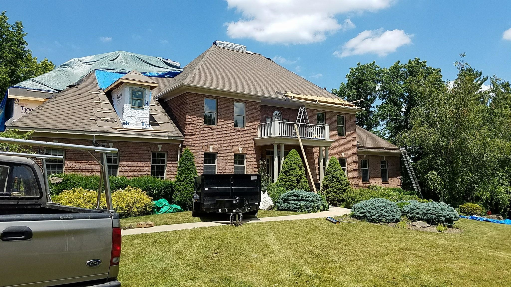 H & M Roofing And Exteriors LLC image 0