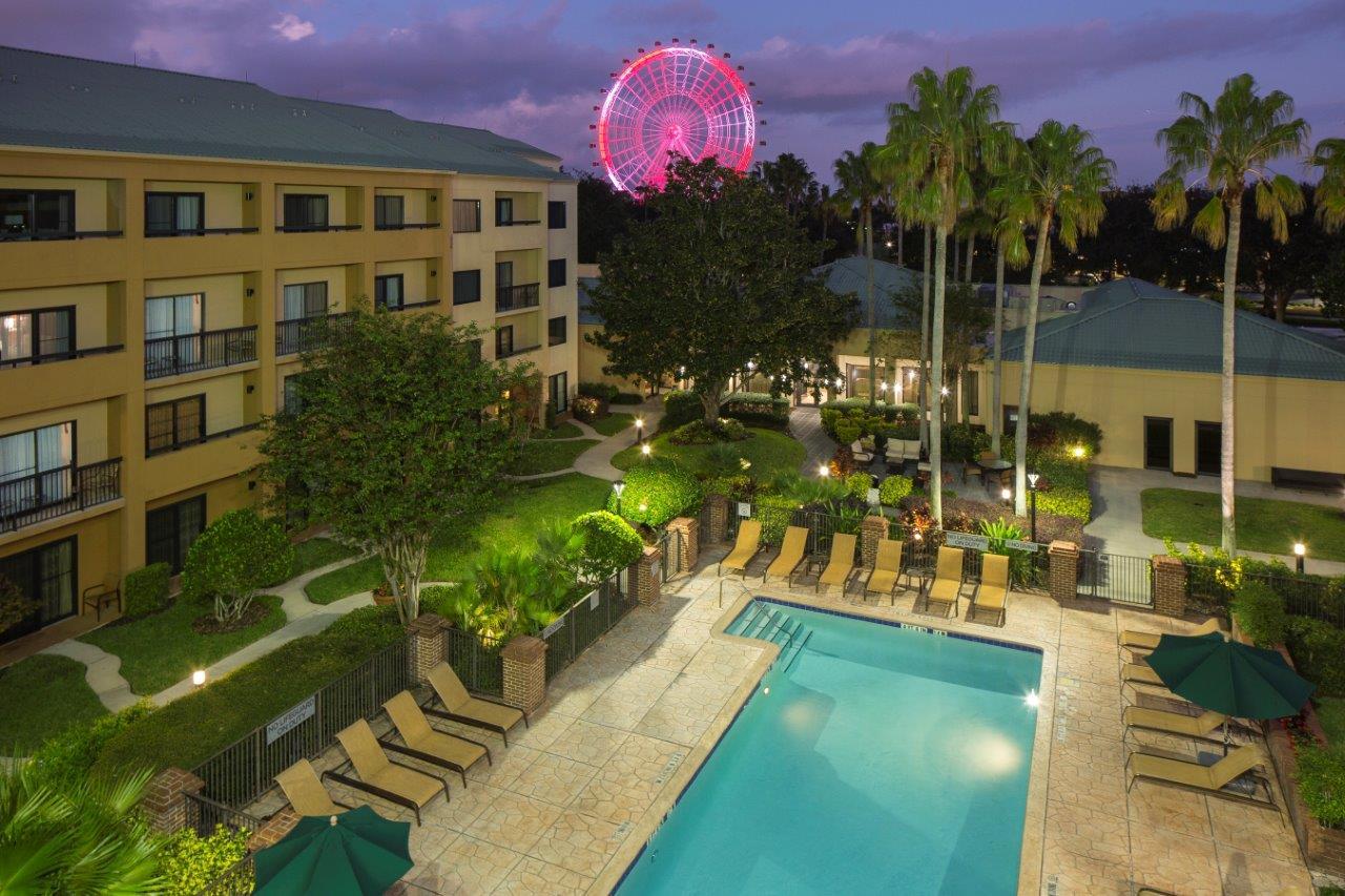 Courtyard by Marriott Orlando International Drive/Convention Center image 12