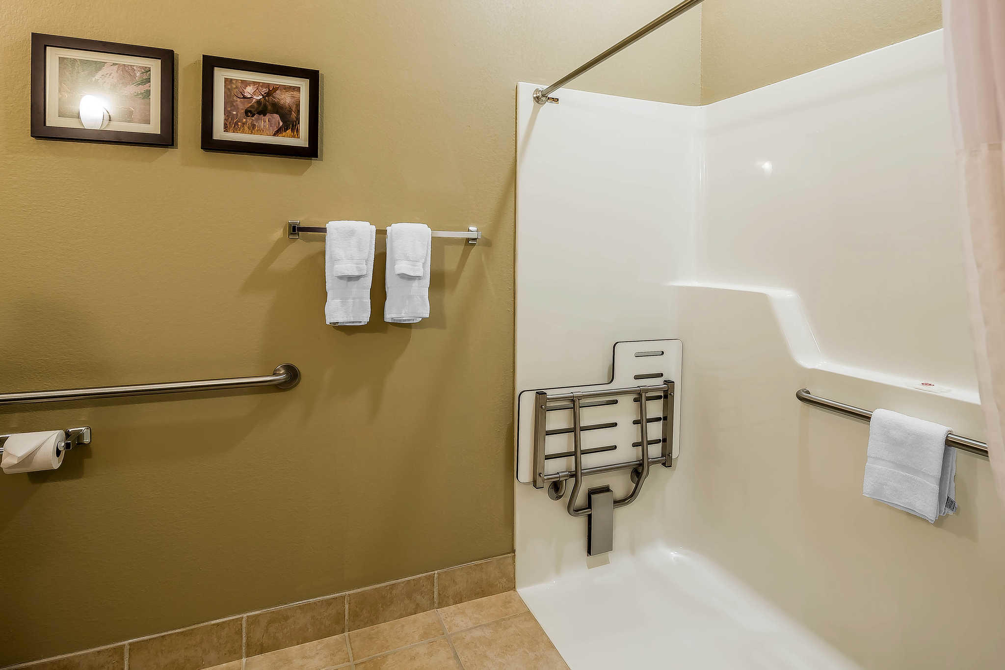 Comfort Suites Anchorage International Airport image 29