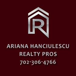 Arina Hanciulescu Realtor – Realty Pros