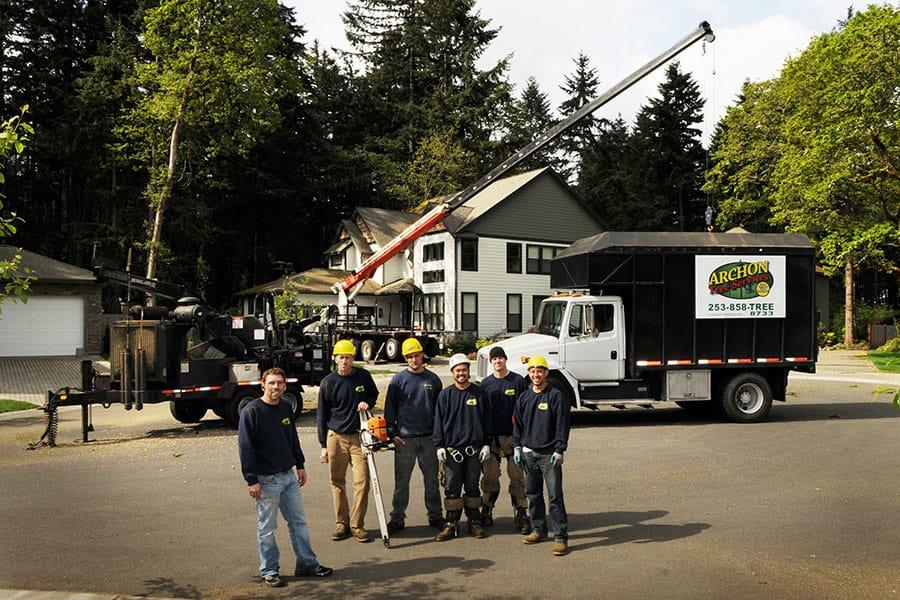 Archon Tree Services, Inc. image 18