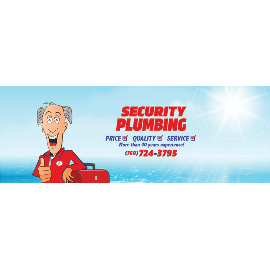 Security Plumbing and Drains